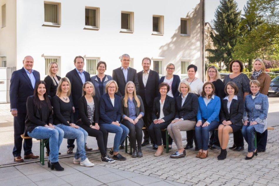Die Mitarbeiter von Barnerssoi & Schächinger