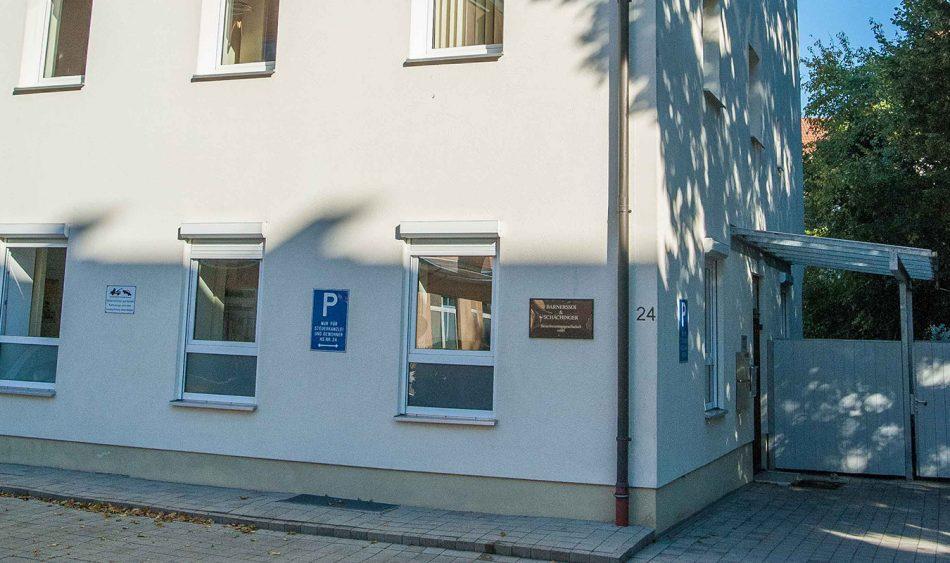 Die Kanzlei von Barnerssoi & Schächinger
